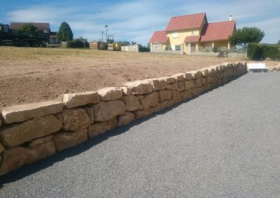 Murs Gabions Cluny